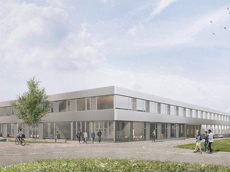 Entwicklung des Raumangebotes zur Sicherstellung der langfristigen Lehrlingsausbildung im Kanton Fribourg