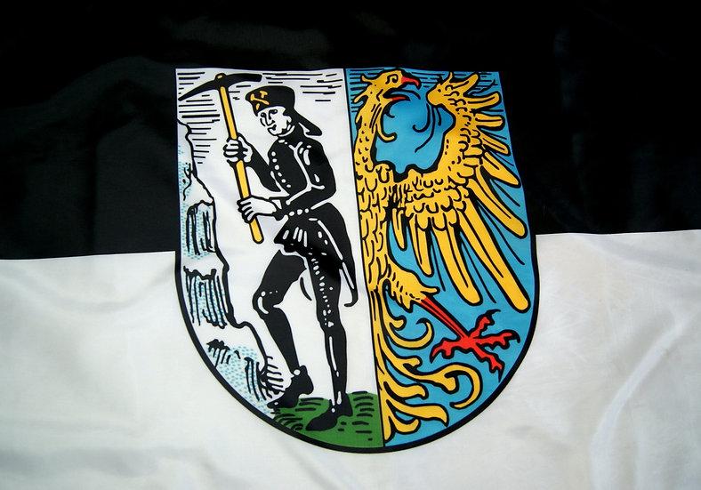 Flaga historyczna Bytom