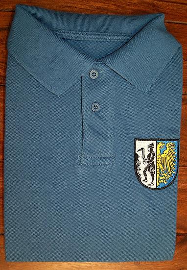 Polo niebieskie herb Bytom