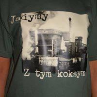 T-shirt  JaDYMY z tym koksym