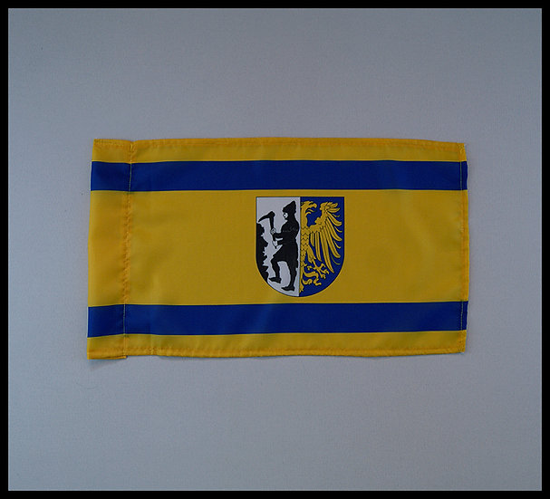 Flaga Bytom mała