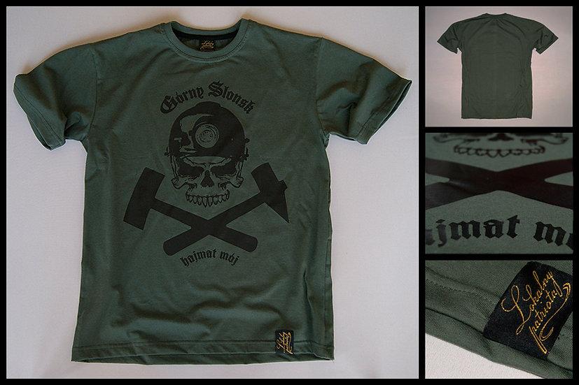 T-shirt Górny Ślonsk hajmat mój