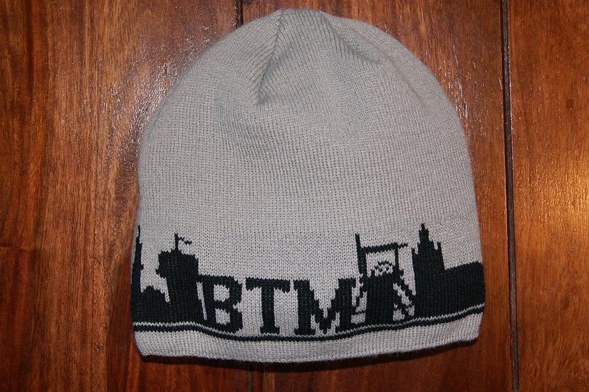 czapka BTM szara
