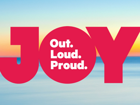 JOY 94.9 radio interview on Pathways' new confidential LGBTQIA+ meet-up group