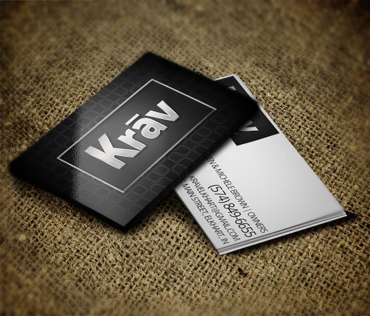 Krav Business Card