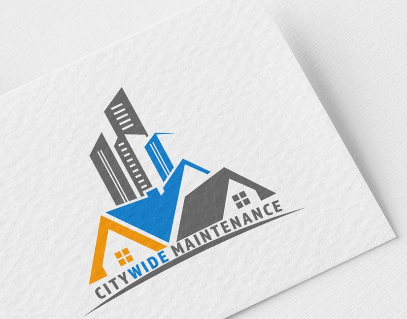 City Wide Maintenace Logo