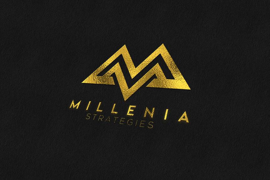 Mellenia strategies logo