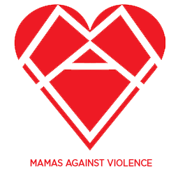 mamas against violence new logo