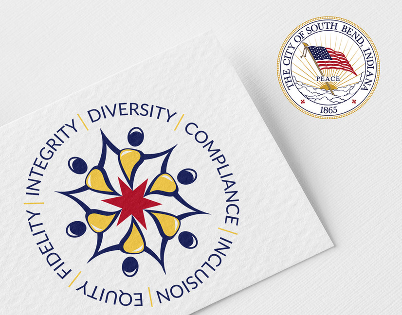City of South Bend - Diversity and Inclusion Logo