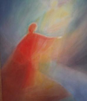 Begegnung mit Engelwesen
