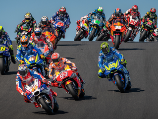 MotoGP and other diversions....