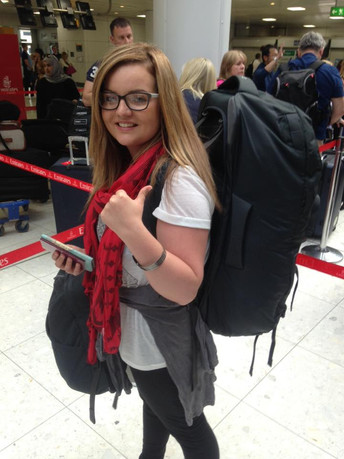 FEMALE PACKING GUIDE FOR LONG TERM TRAVEL