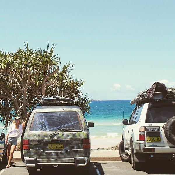 Australia Destination Page
