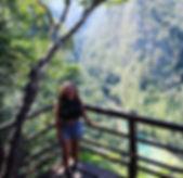 Hiking the Semuc Champey, Guatemala