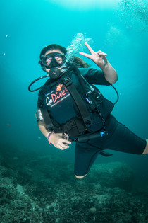 SCUBA DIVING THE ANDAMAN SEA FROM KOH LANTA