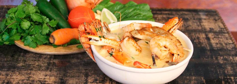 mariscos la costa latín cuisine