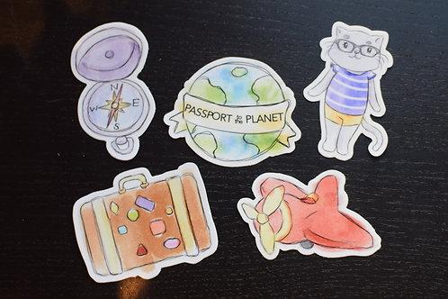 Esmè Sticker Set