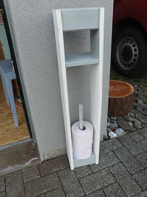 WC Paperständer mit Ablagefach