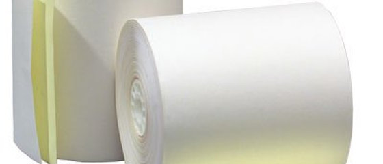 2 Ply, W/C Cbnls POS Paper