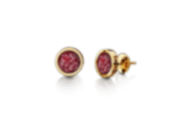 earrings-gold-ruby