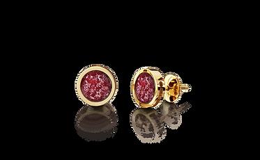earrings-gold-ruby