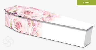 PICTURE WOODEN Coffin Blushing Roses.jpg