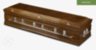 HIGHGROVE Traditional Casket Dark Oak.jp