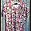 Thumbnail: SS Ladies Pink Cross Country Camo V-neck Tshirt
