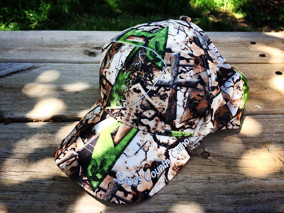 Cross Country Camo Ballcap