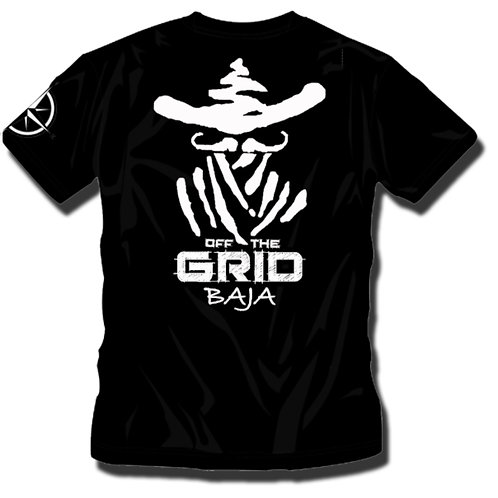 Baja Nomad T-Shirt Off The Grid Expeditions