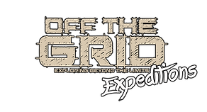 Off the GRID Expeditions Main Logo Tan.p