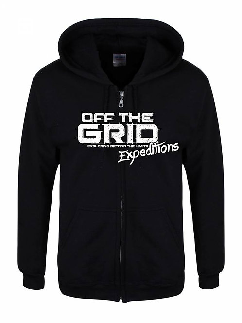 Zipper Hoodie - Off the Grid Expeditions