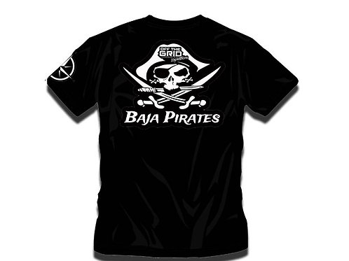 Baja Pirates T-Shirt Off The Grid Expeditions