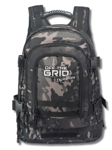 Baja Backpack - Off The Grid Expeditions