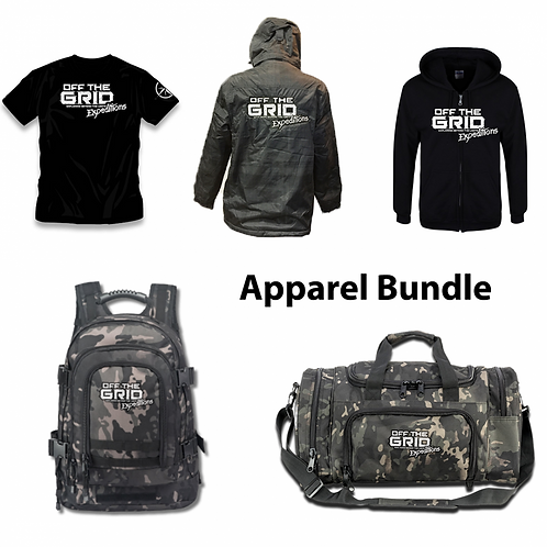 Apparel Bundle- Off The Grid Expeditions