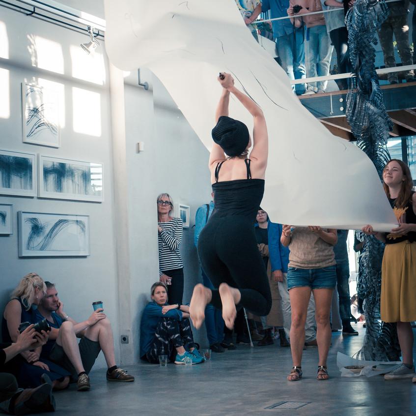 Liustike Eleegia performance 14.06.2018