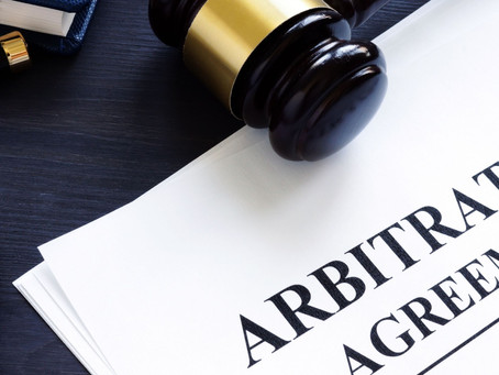 A arbitragem como vigoroso instrumento de resolução de conflitos nas relações do trabalho