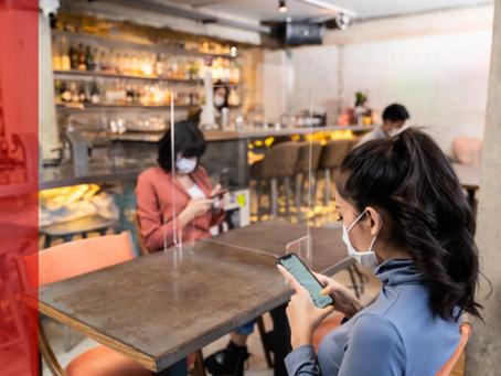 Mesmo com o aumento de imunizações, mais de 60% dos restaurantes não recuperam seu faturamento...