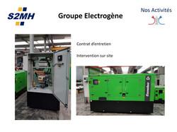 groupe électrogène