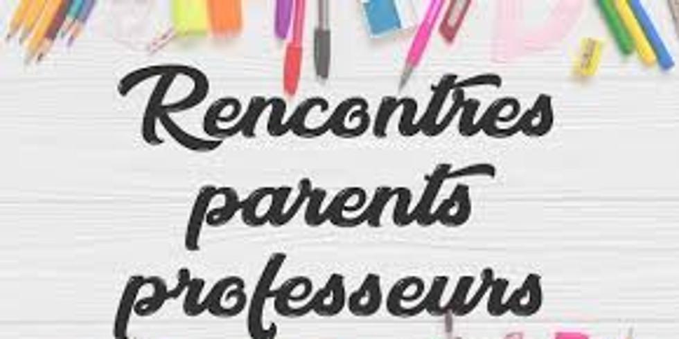 Réunion Parents Enseignants