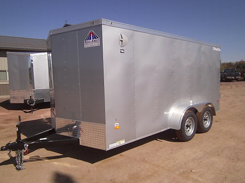 "New 2020 Haul-About ""Bobcat"" 7' x 14' Enclosed Trailer"