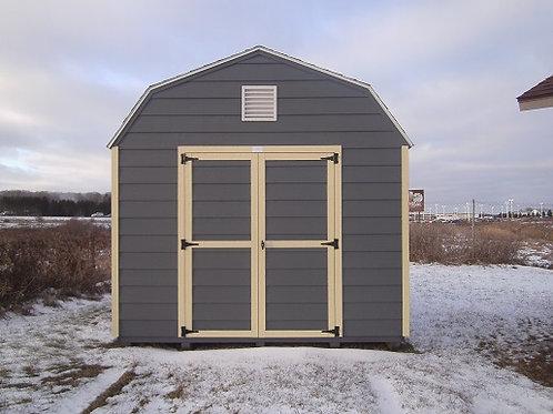 New 10 x 12 Lofted Barn