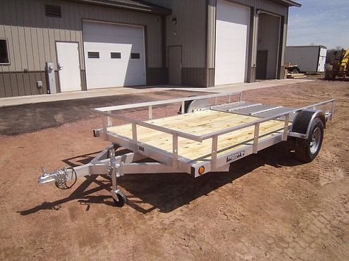 New 2020 Trophy 6.5' x 10' Utility Trailer
