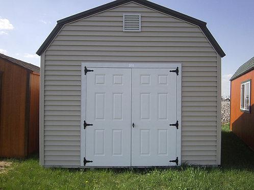 New 12' x 16' Lofted Barn