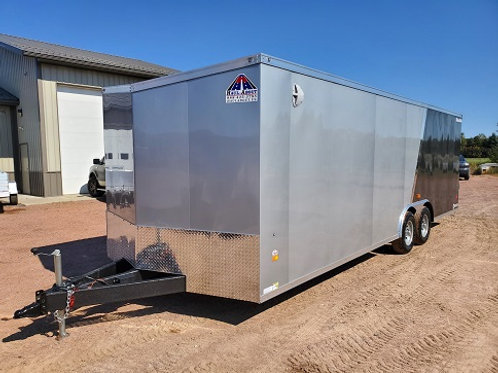 """New 2021 Haul-About """"Panther"""" 8.5' x 24' Enclosed Car Hauler"""