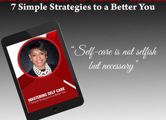 Mastering Self-Care Ebook