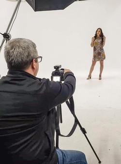 Behind the Scenes Photoshoot Alpharetta