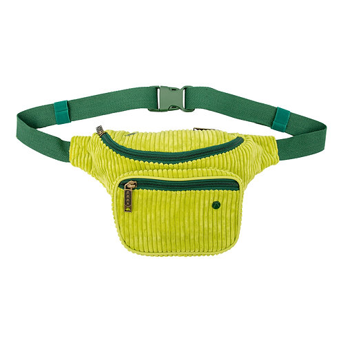 BUMBAG VELMA DELUXE LIME GREEN