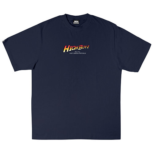 HIGH COMPANY Tee Jones NAVY