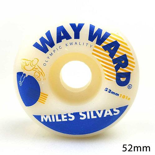 WAYWARD HURDLE WHEEL Miles Silvas 52mm